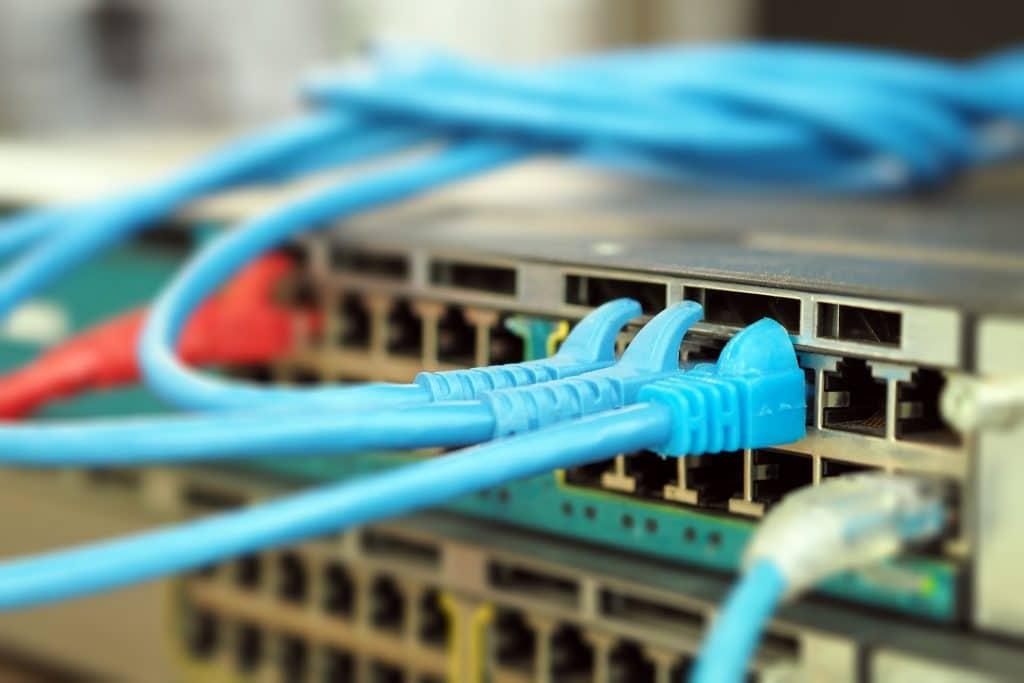 Jenis-jenis perangkat jaringan