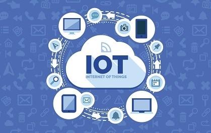 Internet-of-Things-IoT Illustration