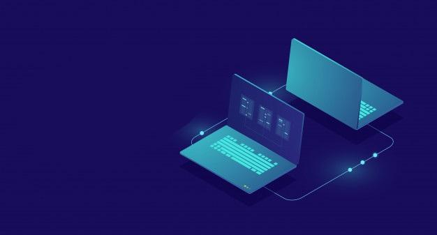 Komputer ilustrasi - 4 Manfaat Monitoring Jaringan dengan Real-Time