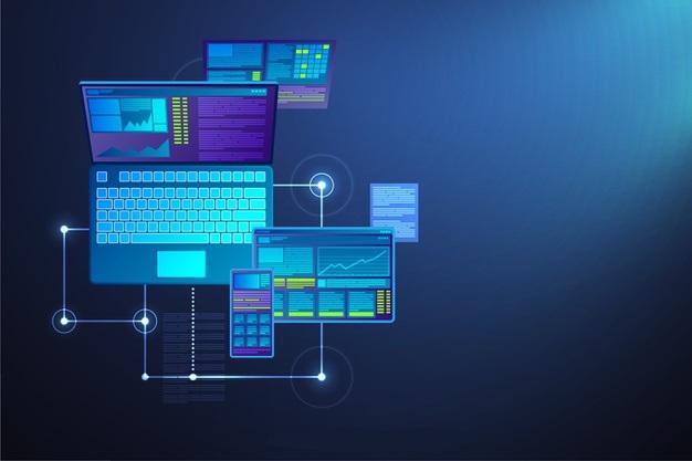 Komputer - Network Monitoring untuk Keuangan