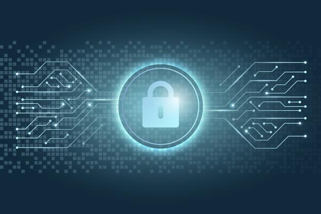 security illustration- Hubungan cyber security dengan Network Monitoring