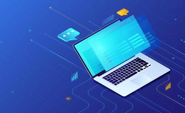 ilustrasi komputer - Manfaat Network Monitoring Service untuk SMB