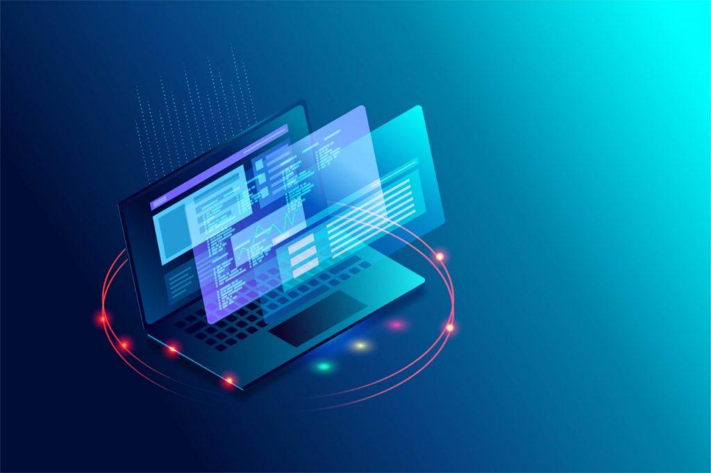 Network Monitoring in Internet Service Provider - Ilustration
