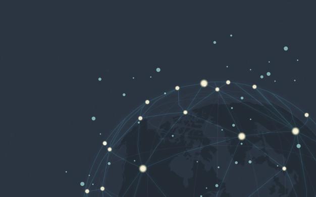 Ilustrasi jaringan