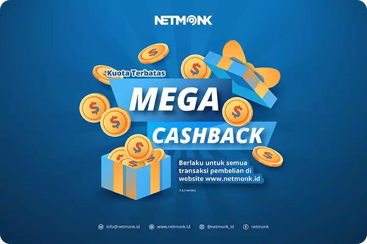 Dapatkan Mega Cashback